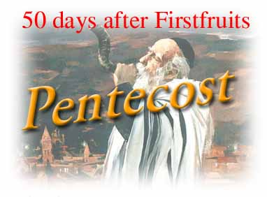 The Count to Pentecost
